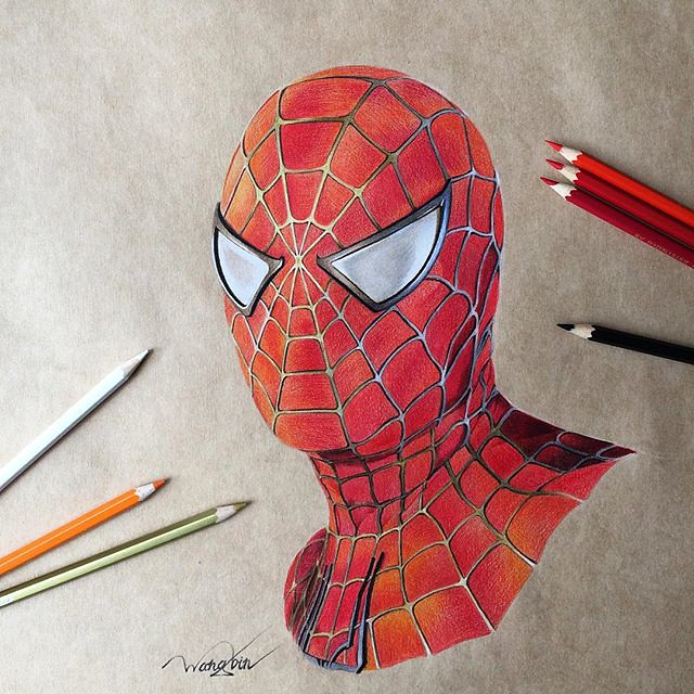 Spider-Man by godot_23