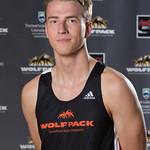 Nelson Kleer, WolfPack Cross Country Running