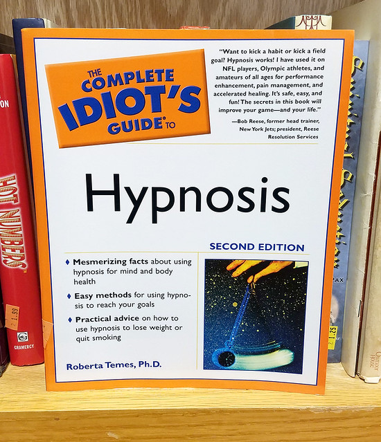 hypnosis for idiots