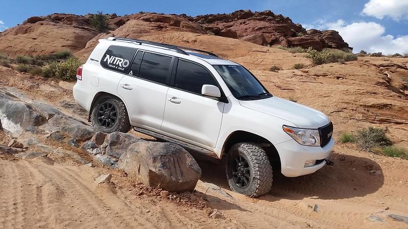 Nitro Gear & Axle: 200 Series Land Cruiser! - Toyota