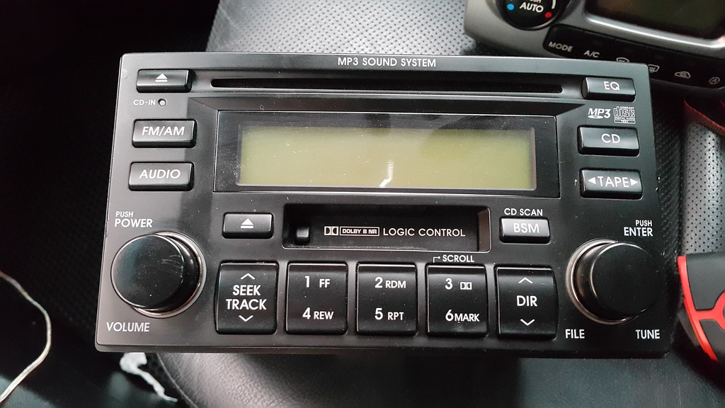 2005 Kia Sportage Radio Replacement Question