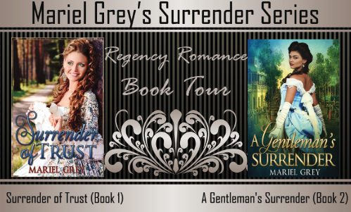 Mariel Grey's Surrender Series