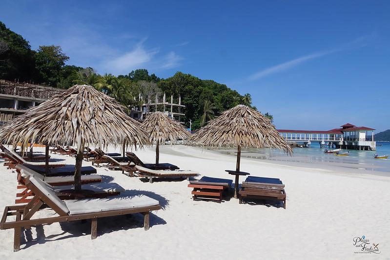 bubu resort beach