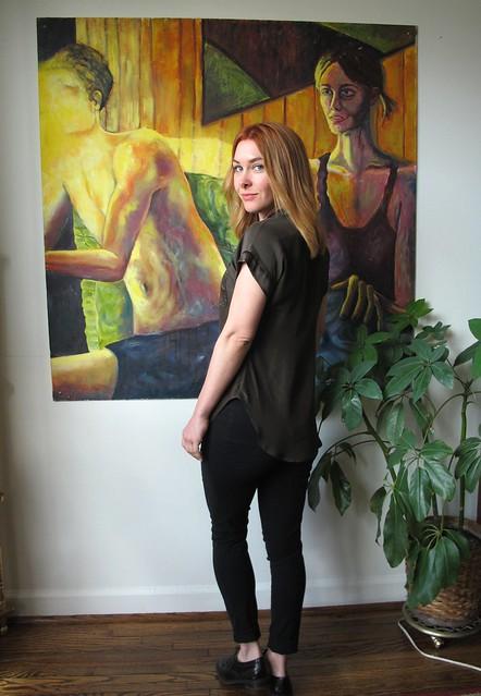 Mélilot shirt- back