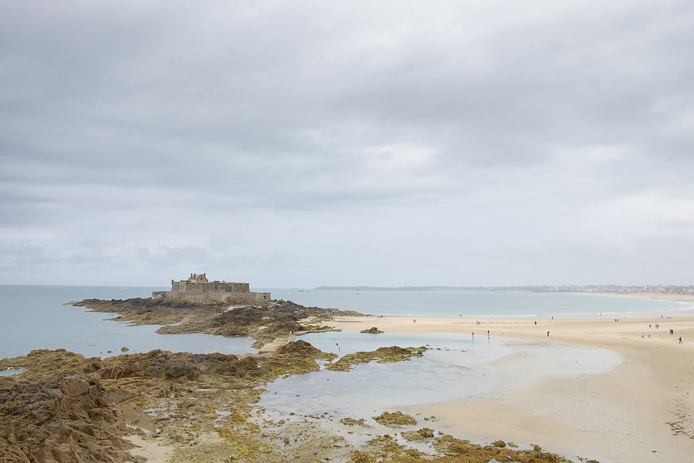 malouinnes light plage de saint malo et le fort sous la pl napafloma photographe flickr. Black Bedroom Furniture Sets. Home Design Ideas