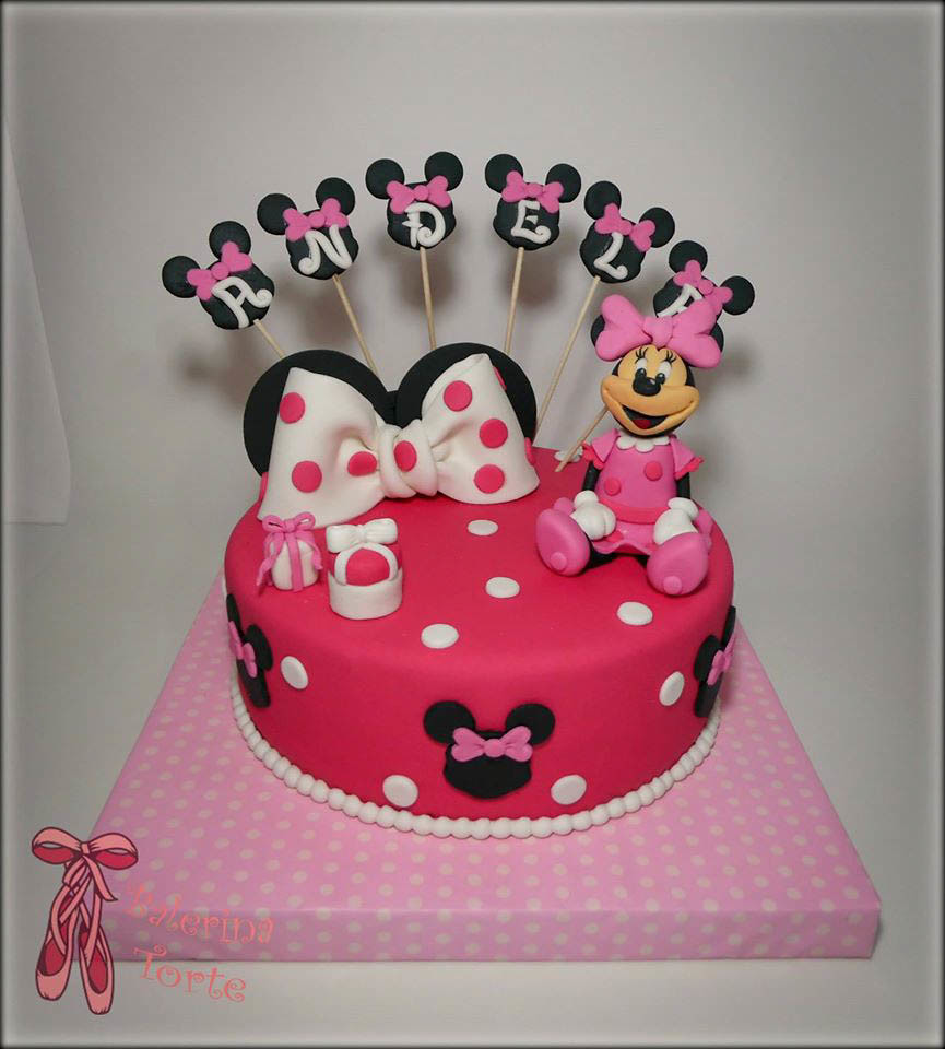 Small Minnie Mouse Cake Pan