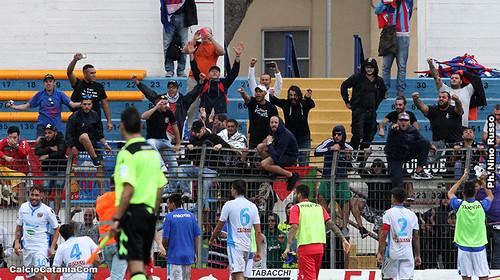 Matera-Catania 0-1: Ok, l'approccio è giusto!$