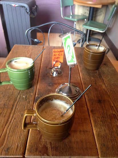 Mudd Puddle Coffee