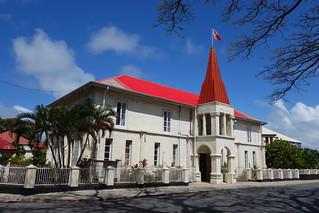 Nuku Alofa, Tonga