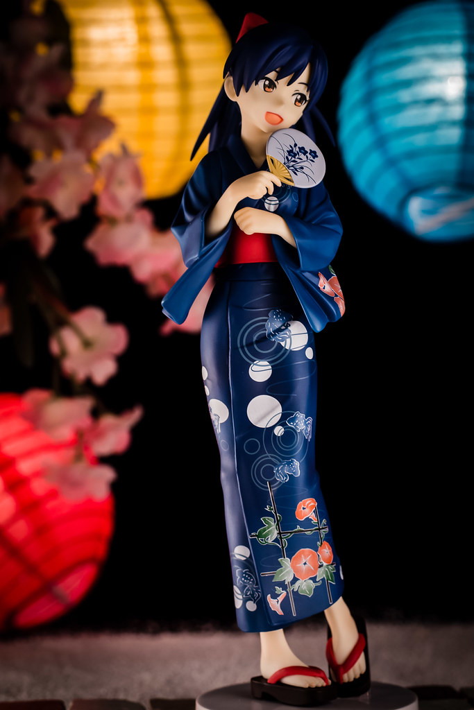Yukata Chihaya