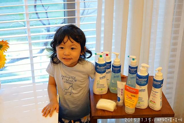 【慕之恬廊Mustela系列】從小打好肌膚底子,新生兒必備產品