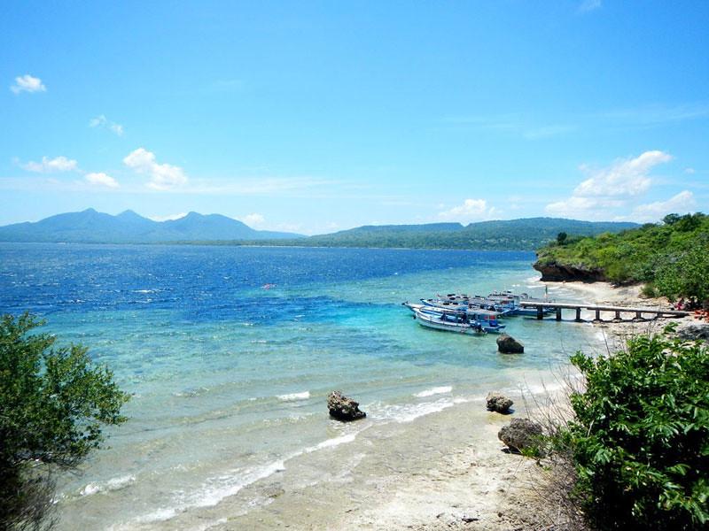 Baluran Bama Beach