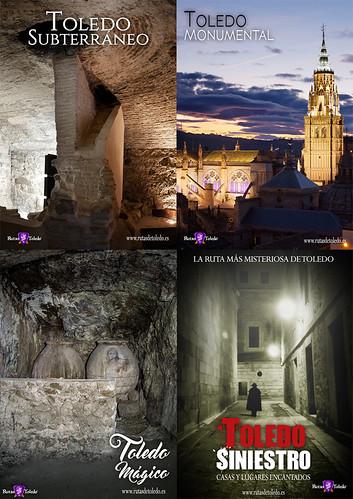 Rutas por Toledo para Todos los Santos