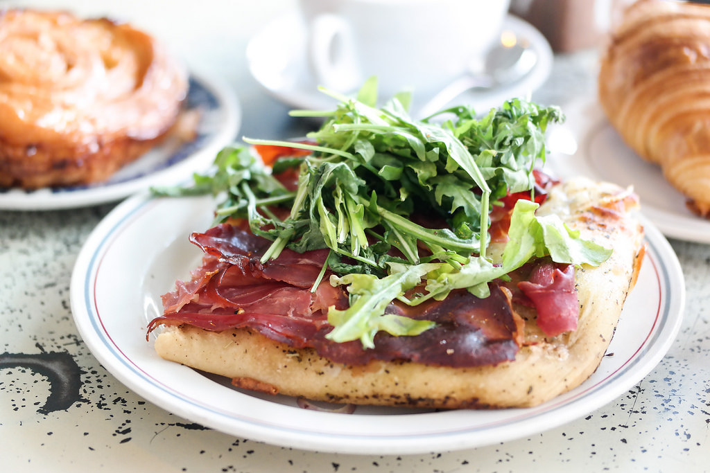 Tiong Bahru Cafes: Tiong Bahru Bakery Savoury
