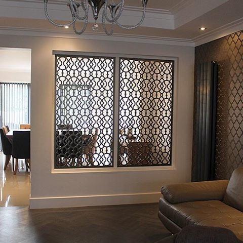 Decorative Wall Partitions