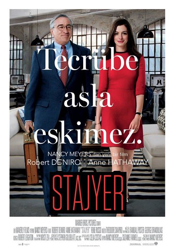 Stajyer - The Intern (2015)