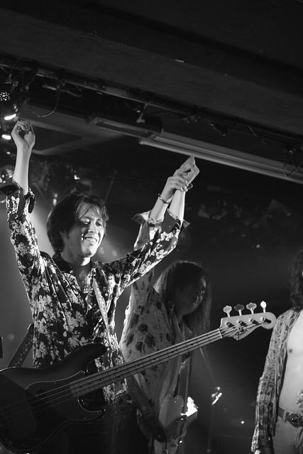 Tangerine live at 獅子王, Tokyo, 05 Nov 2016 -00199