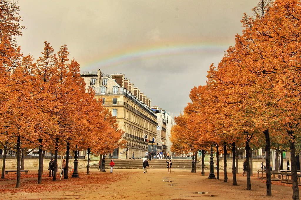 An autumn must in paris walks in the luxembourg and for Le jardin luxembourg