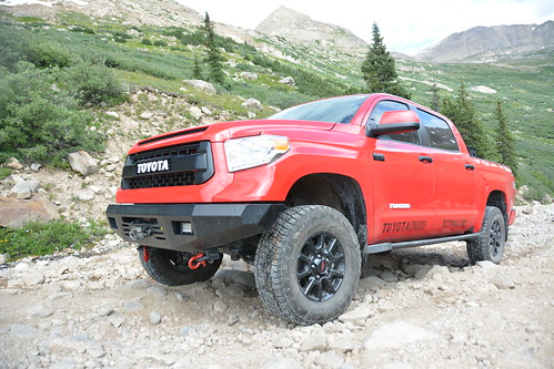 Toytec Toyota Tundra Lift Kit from Toyota Cruisers & Trucks Magazine