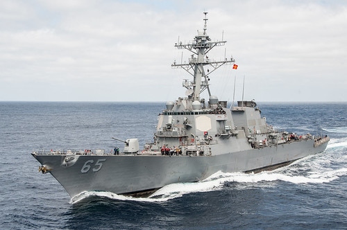 USS Benfold Departs for Forward Deployment to 7th Fleet