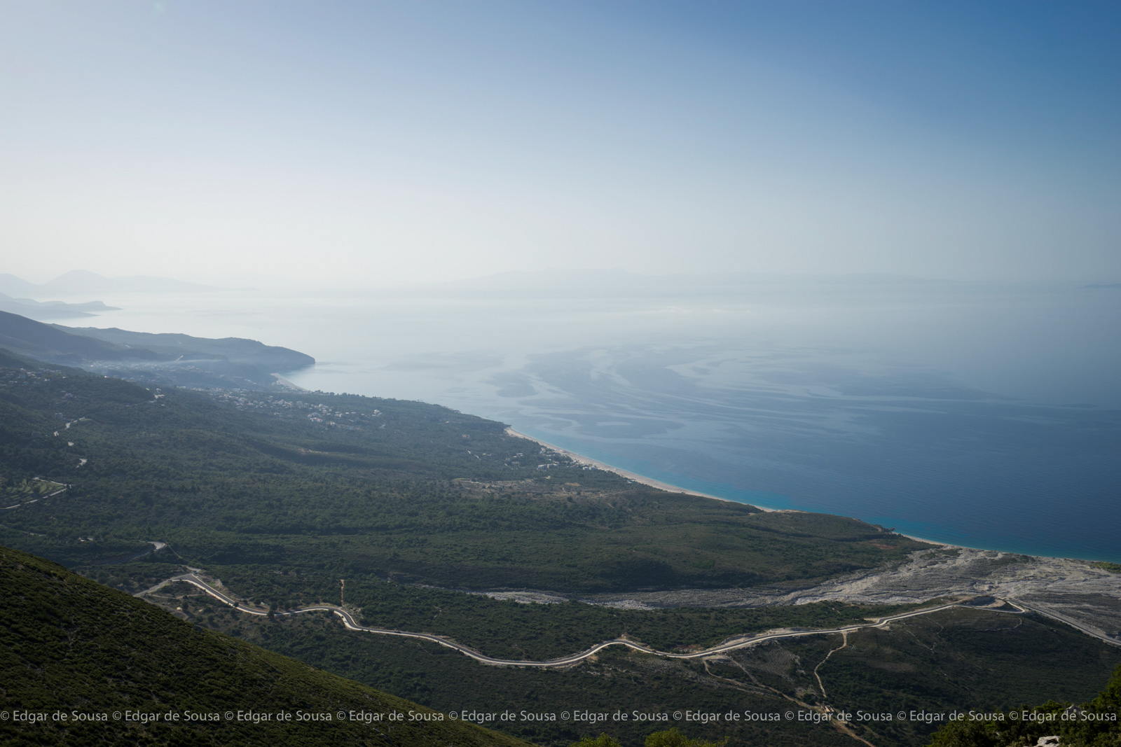 Himare coast
