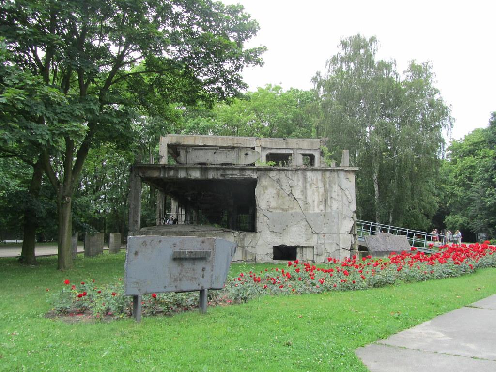 Casa de los oficiales Westerplatte