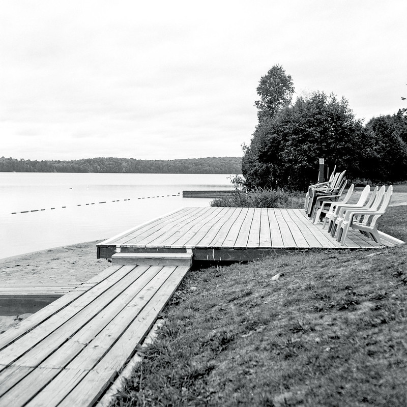 Priority Seating on the Dock_