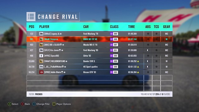 (FH3) RWD/FWD Restricted Jungle Coast Trail! (Results Up!) 30807886620_962d1a3480_z