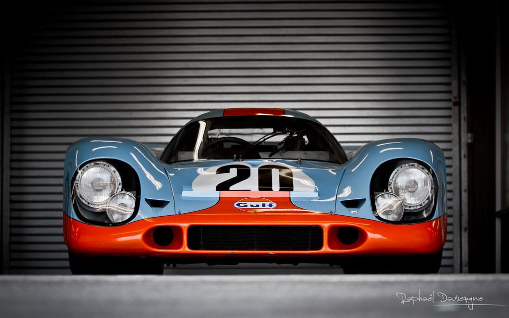 Mazda Raceway Laguna Seca >> McQueen's   Porsche 917K #917-022 This car was bought new in…   Flickr