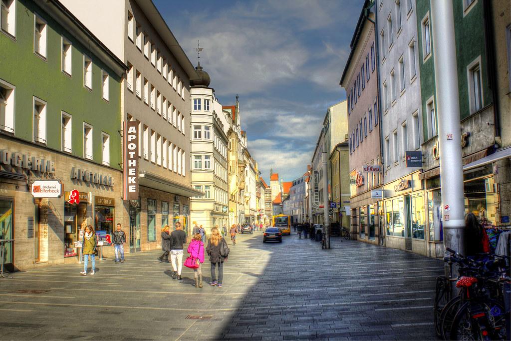 Regensburg Maximilianstraße