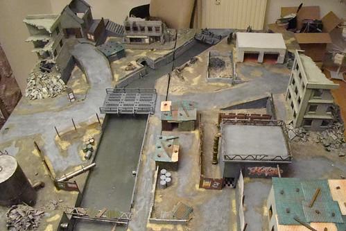 Modern City Gametable