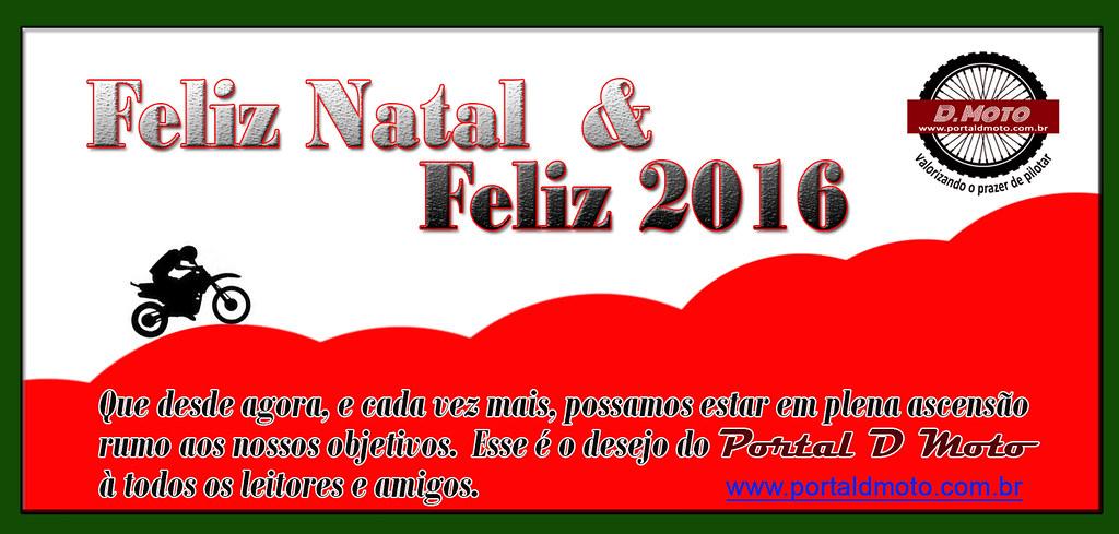 FELIZ NATAL E FELIZ 2016