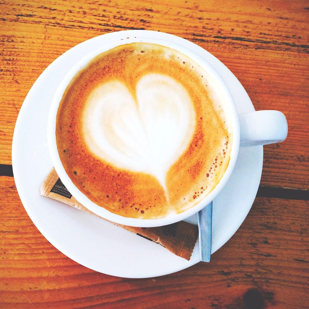 De 8 leukste koffientjes van Den Haag - Blossom | via It's Travel O'Clock