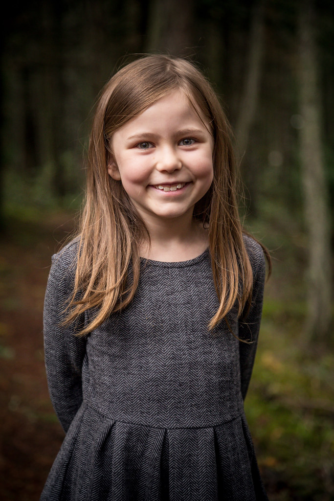 Galiano Island Elementary School Portraits 2016 A Couple
