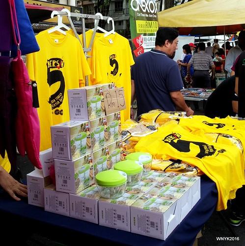 Bersih 5 T-shirts