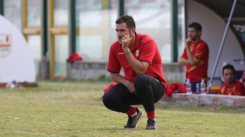 Cristiano Lucarelli, dal Messina al Catania
