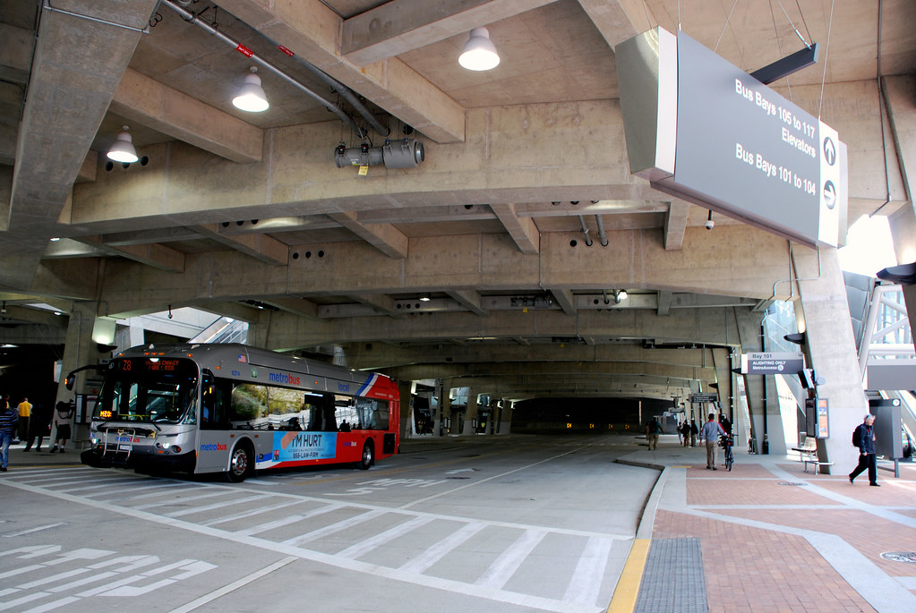 Big New Bus Depot In Silver Spring Md Pics