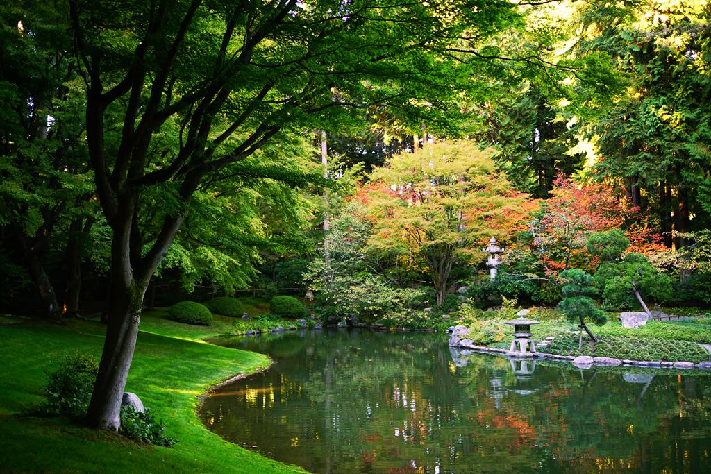 Autumn Zen Garden - Nitobe Memorial Garden | Japanese Zen Gau2026 | Flickr