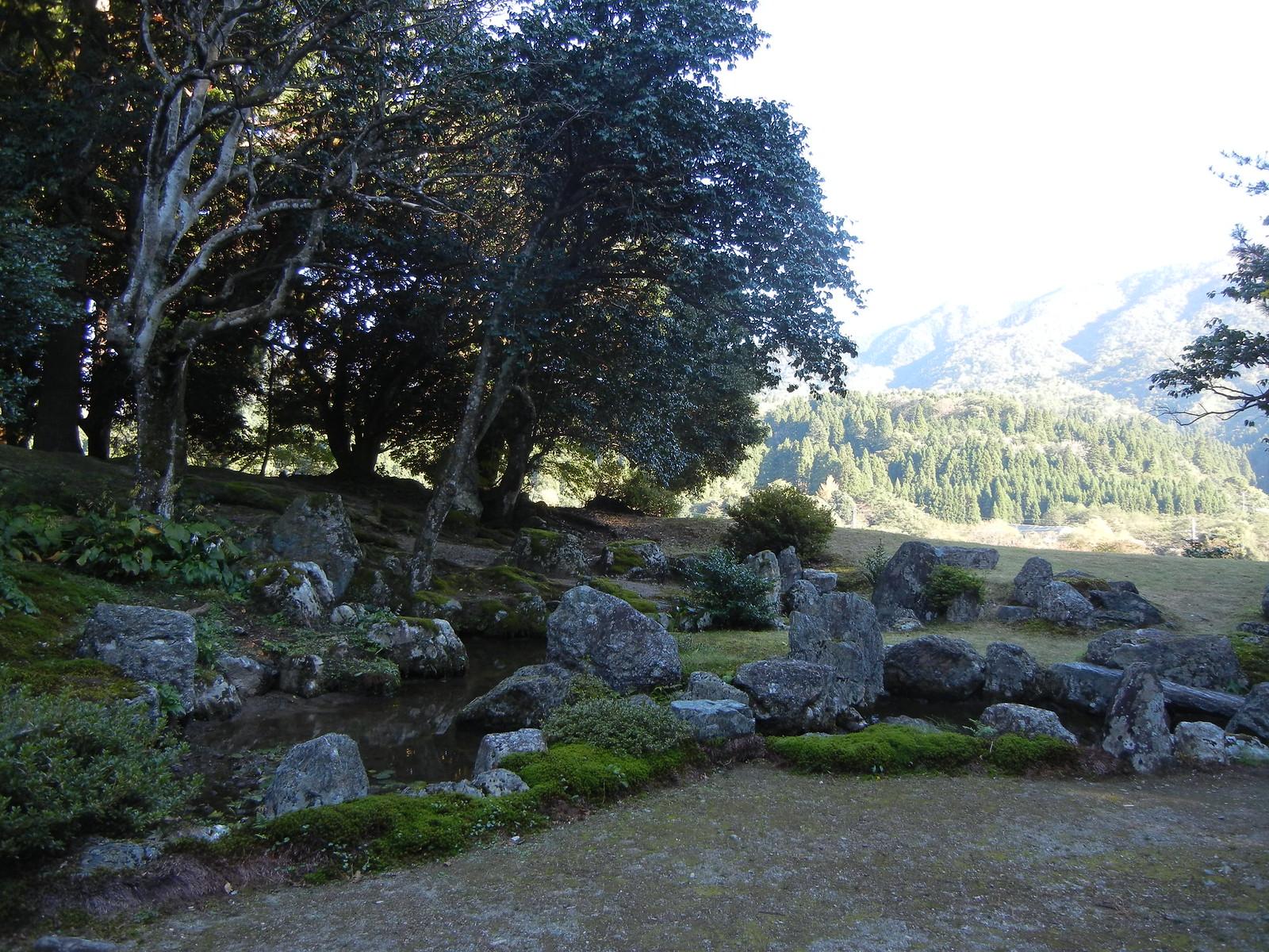 朽木・興聖寺庭園