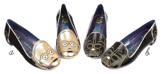 irregular choice star wars