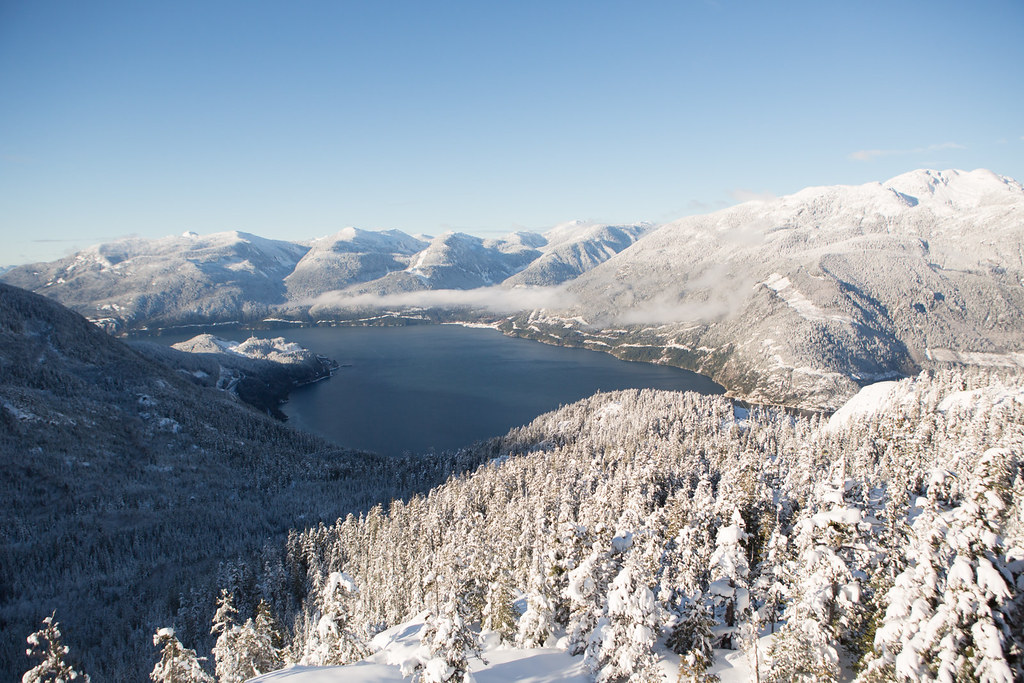 Sea to Sky Gondola in Squamish BC