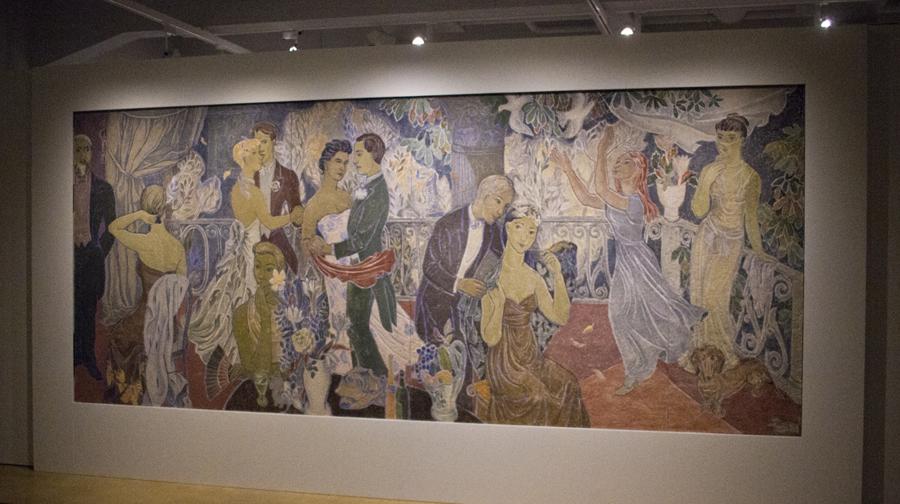 Tove Jansson, tove, jansson, helsinki, finland, tove artist, artist, artistry, helsinki art museum, moomins, moomin, moomin mural, moomins mural