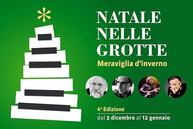 Castellana. Natale nelle Grotte