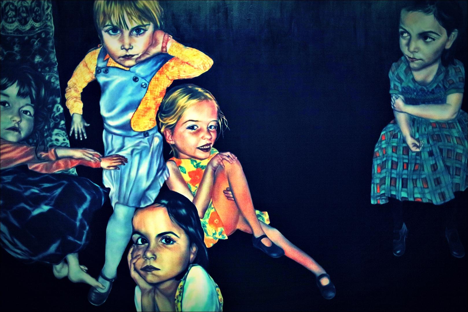 아이들-'베라르도 현대미술관 Berardo Museum of Modern and Contemporary Art'