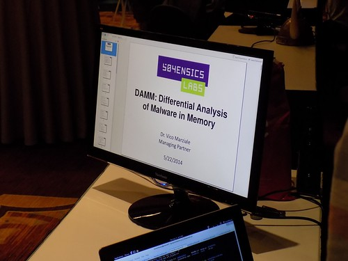 DAMM - Differential Analysis of Malware in Memory