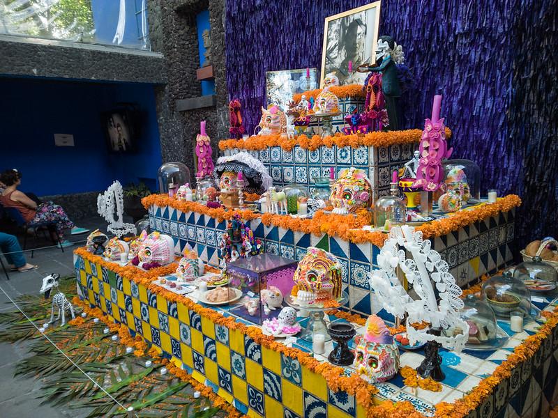 Mexico City - Casa Azul
