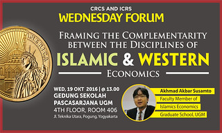 Framing the Complementarity Between the Disciplines of Islamic and Western Economics