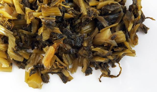 Xue Cai, ingelegde mosterdkool uit China