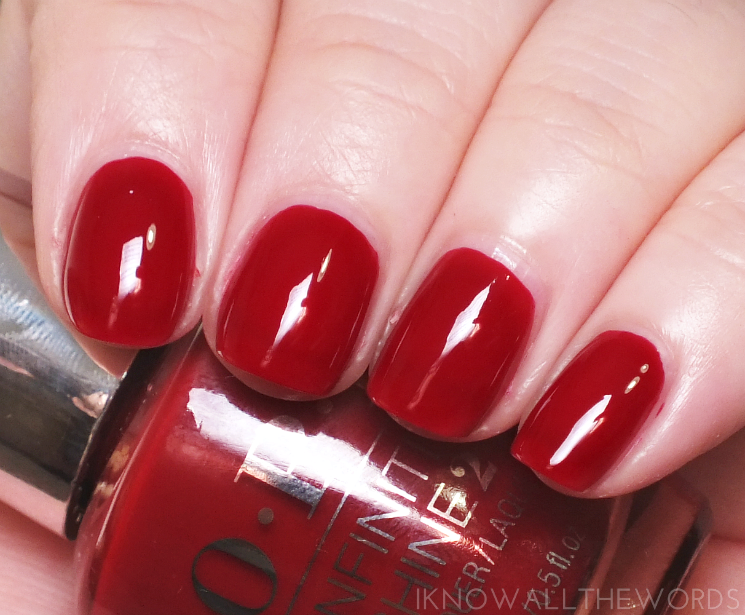 opi infinite shine ring the buzzer again