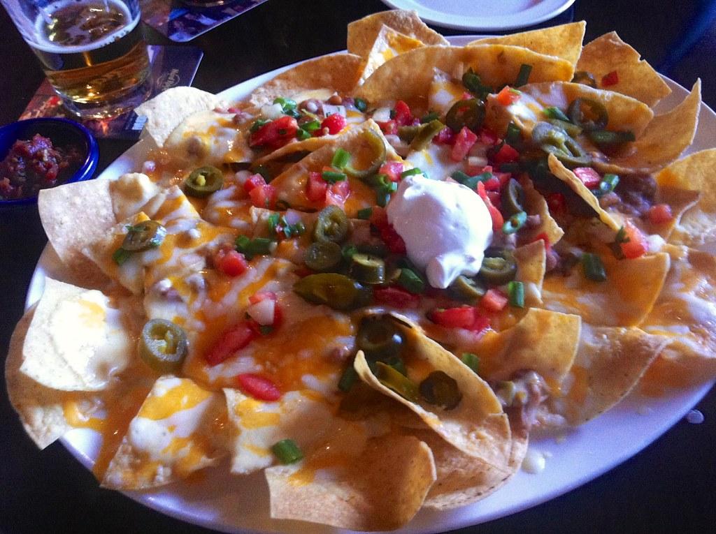 HRC's nachos